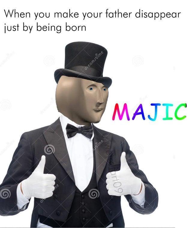 Majic Man | Meme Man