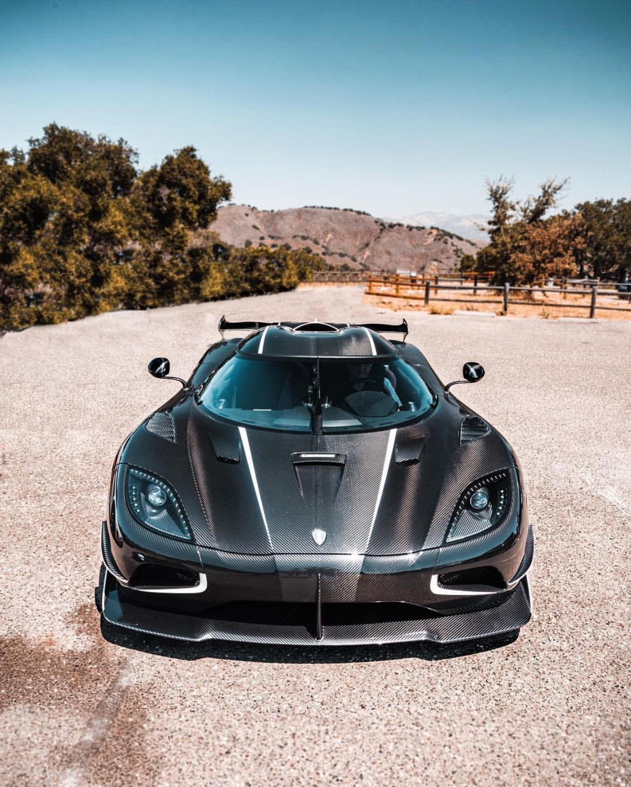 "Koenigsegg Agera Rs 1: Kornigsegg Agera RS ""Draken"" Made Out Of Exposed Black And"