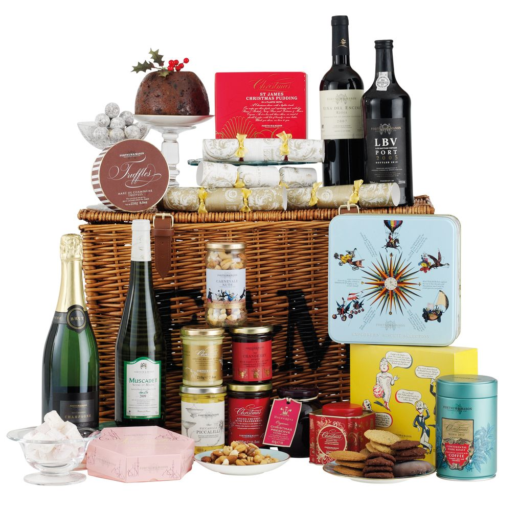 The Perfect 10 Christmas Hampers Wine hampers