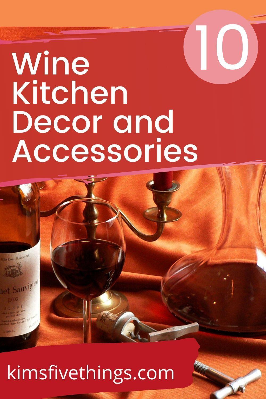 Wine kitchen decor ideas. Kitchen Decor Themes Using Wine Kitchen Accessories.  Grape Kitchen Decor #homedecorkitchen #kitchendecorationideas #kitchendecoreideas