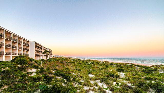 Beacher S Lodge Hotel In St Augustine Fl Ocean Front Hotel St Augustine Vacation Condos