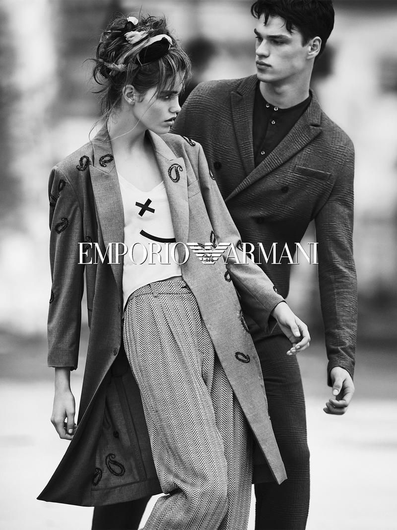 3467e0f6a770 Emporio armani lachlan bailey photographer géraldine saglio fashion editor  stylist jpg 800x1068 Love bailey fashion stylist