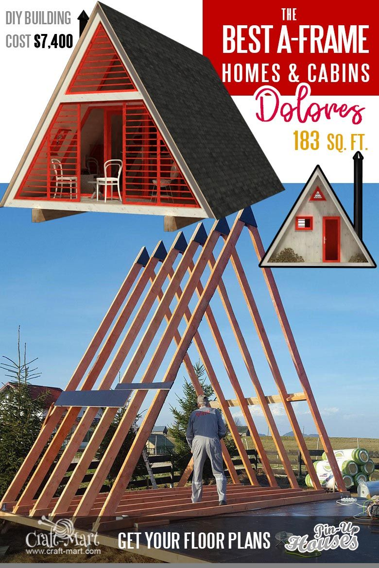 9 Affordable Plans For A Frame House That You Can Easily Build In