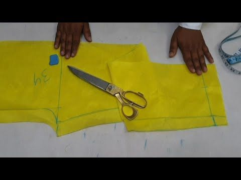 7e0db365d5d8ec Sleeves (Astin) Armhole Cutting step by step| Full Guide in Hindi | Rup  Fashion Designs | Sewing projects, Sewing, Fashion design