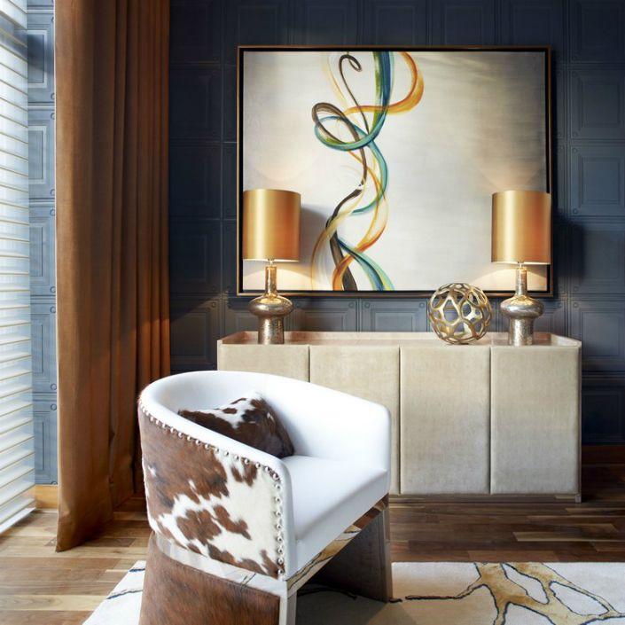 Interiors Around The World Emirates Hills in