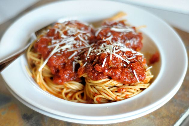 Authentic Italian Red Sauce (In a Crockpot!)