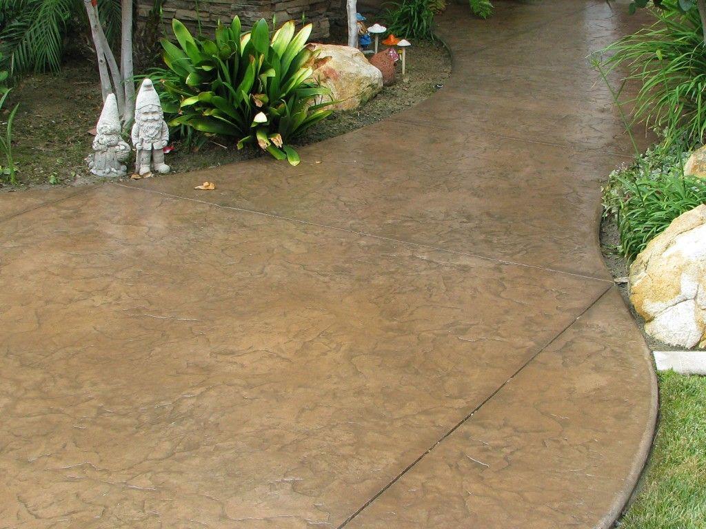 Outdoor Concrete Stain Google Search Outdoor Concrete