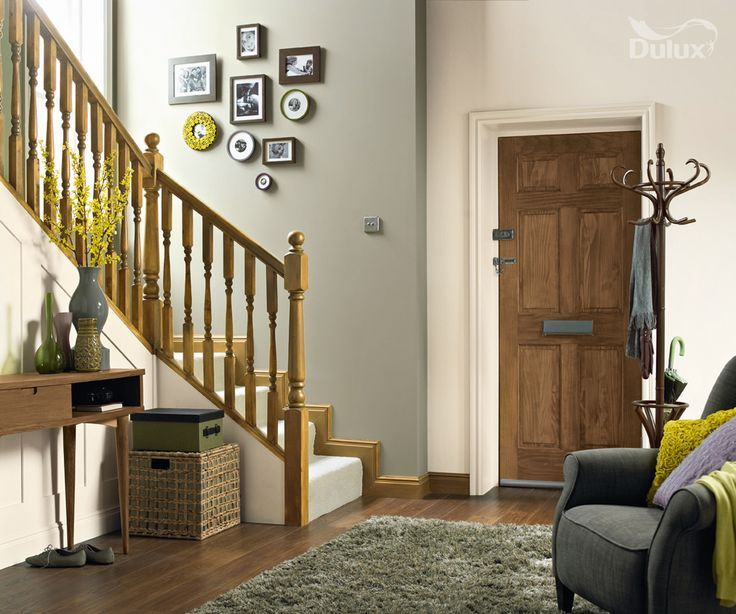 Decorating Ideas Dulux: Dulux Light And Space Morning Light Hallway
