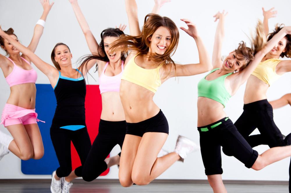 Видео фитнеса чтобы похудеть