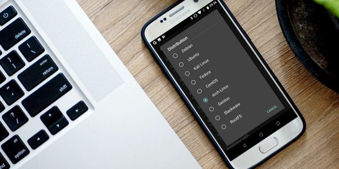 How to Run Linux on Android Devices Smartphone