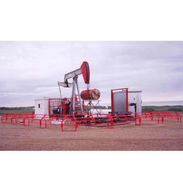Secure Your Site With Wellhead Fence