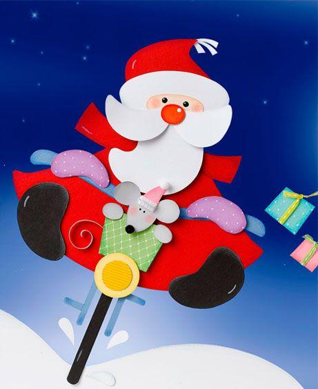 decoracin navidad decoraciontrabajos manuales - Trabajos Manuales De Navidad