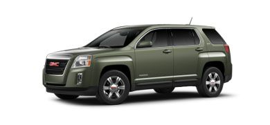 New 2015 Gmc Terrain Suv Color Cypress Green Metallic Buick Gmc Gmc Gmc Terrain