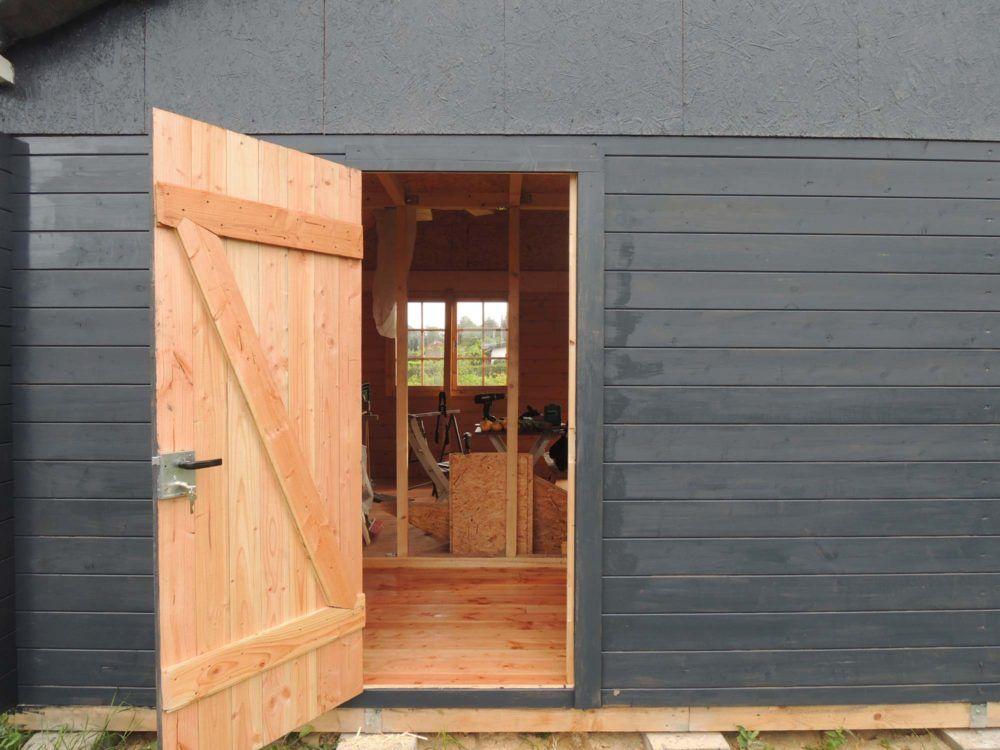 Holztür selber bauen Hier gehts zu den 5 Schritten