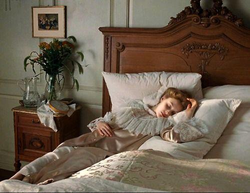 Asleep...