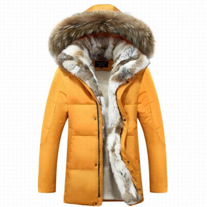 193.49$  Watch now - http://alieh2.worldwells.pw/go.php?t=32790513822 - Free Shipping 2017 Men Down Jacket Coat For Women Couples Down Parkas Russia Winter Warm White Duck Down Coat Plus 5XL 193.49$