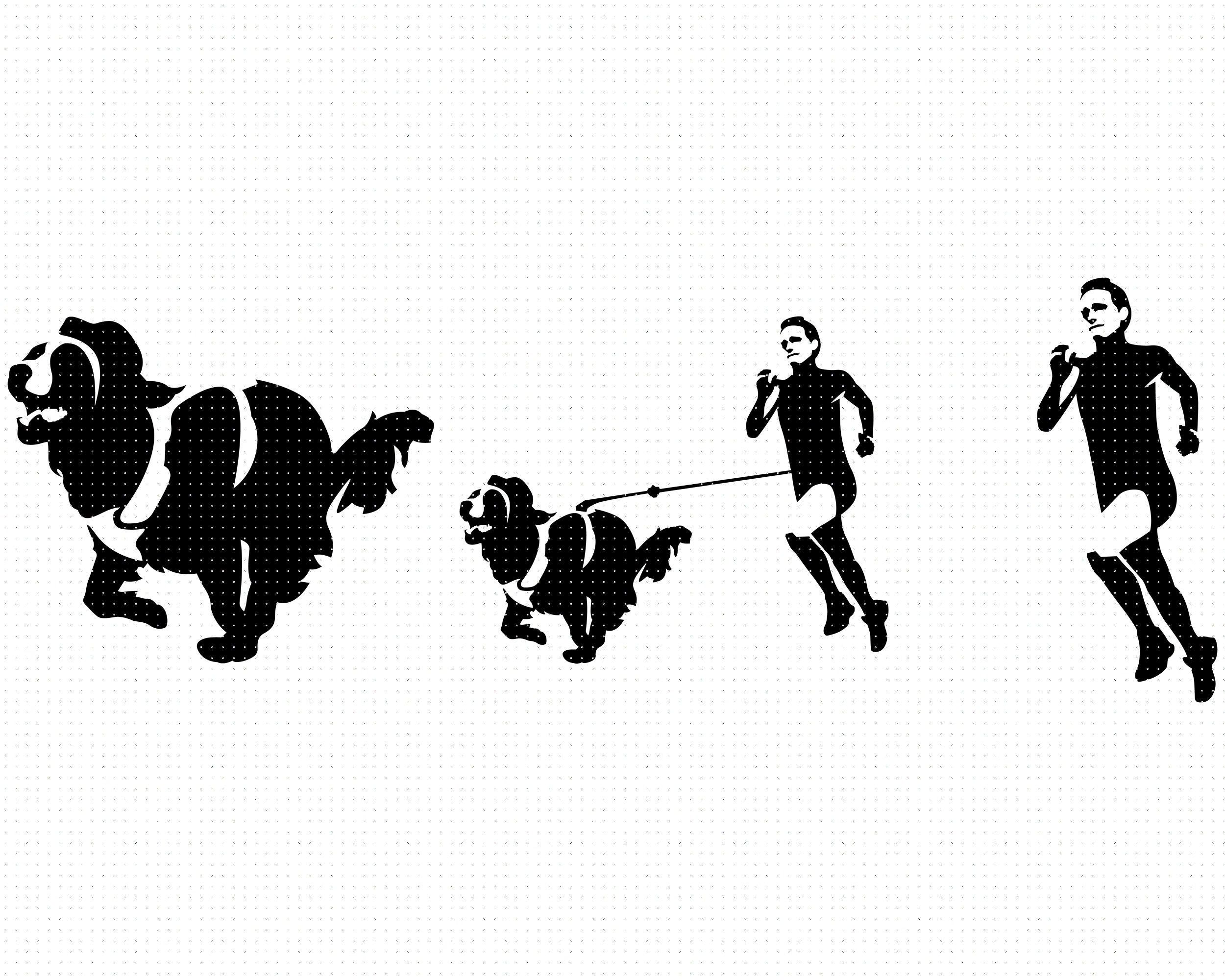 Canicross Svg Running Dog Svg Dog Sport Svg Dog Activity Etsy Sporting Dogs Dog Runs Dog Activities
