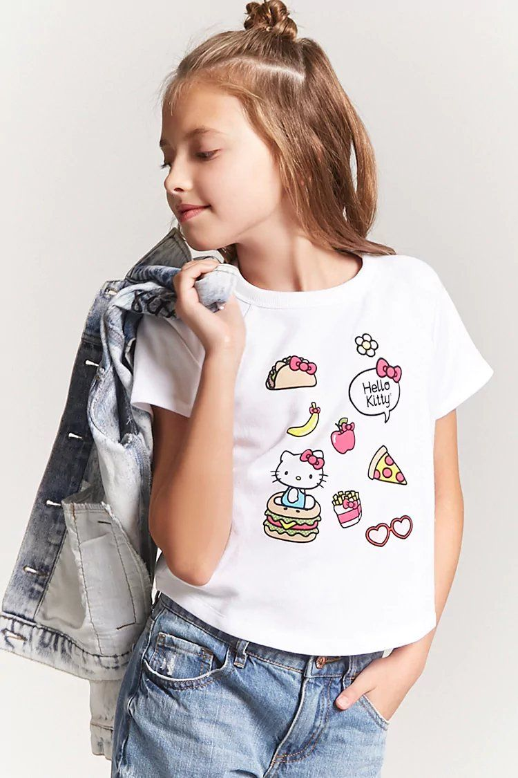 b8d6a37f2 Product Name:Girls Hello Kitty Graphic Tee (Kids), Category:girls_tops,  Price:14.9