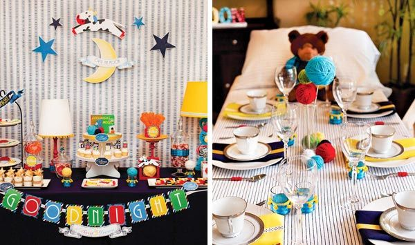7 Storybook Themed Baby Showers