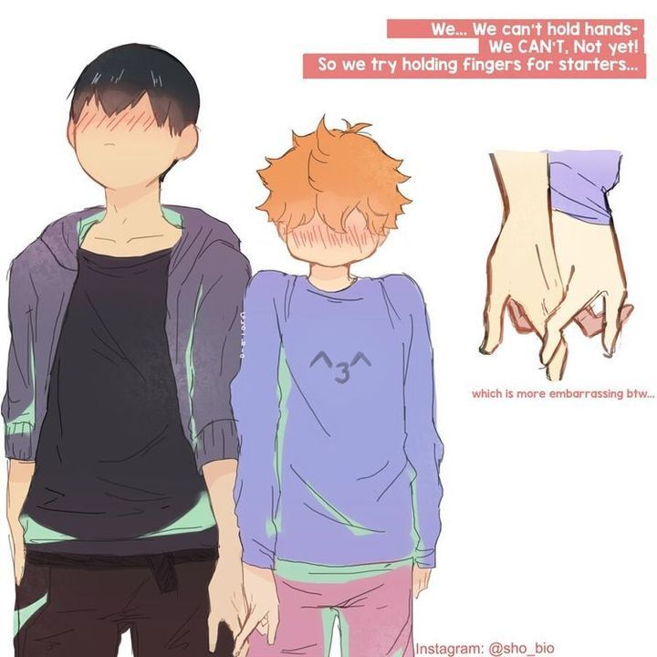 Pictures Of Different Haikyuu Ships  - 51