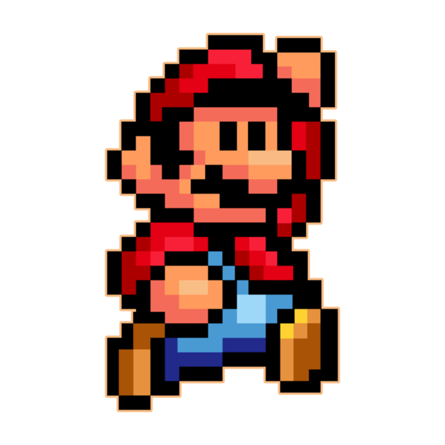 Mario By Loonyland Super Mario Art Mario Art Super Mario Pixel Art