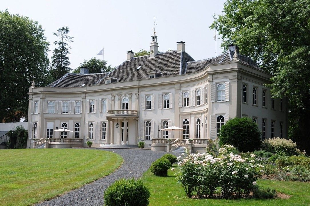Stunning Country Manor Megchelen Netherlands R365 Castle Estate Dutch House Luxury Homes