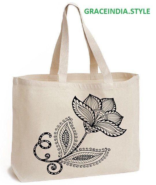Buy Online In India   Tote Bags c959cafe2