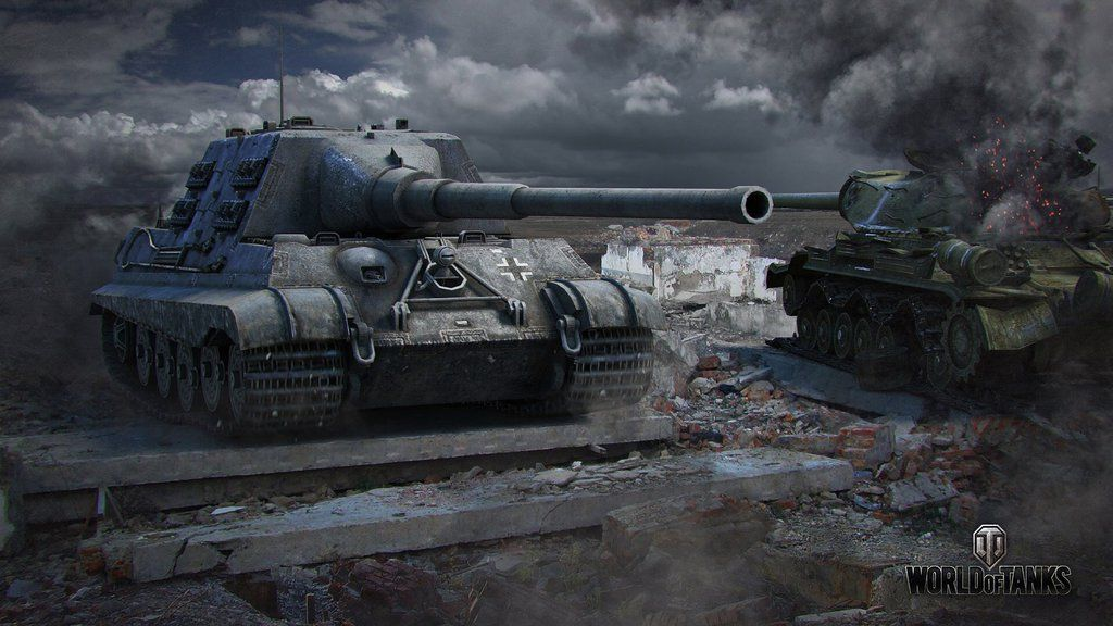 Jagdtiger By Mishkynnightcore World Of Tanks Tanks Military Tank
