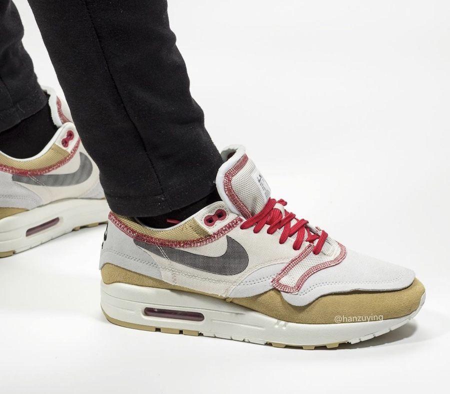 Nike Air Force 1 Miami Sneaker Bar Detroit