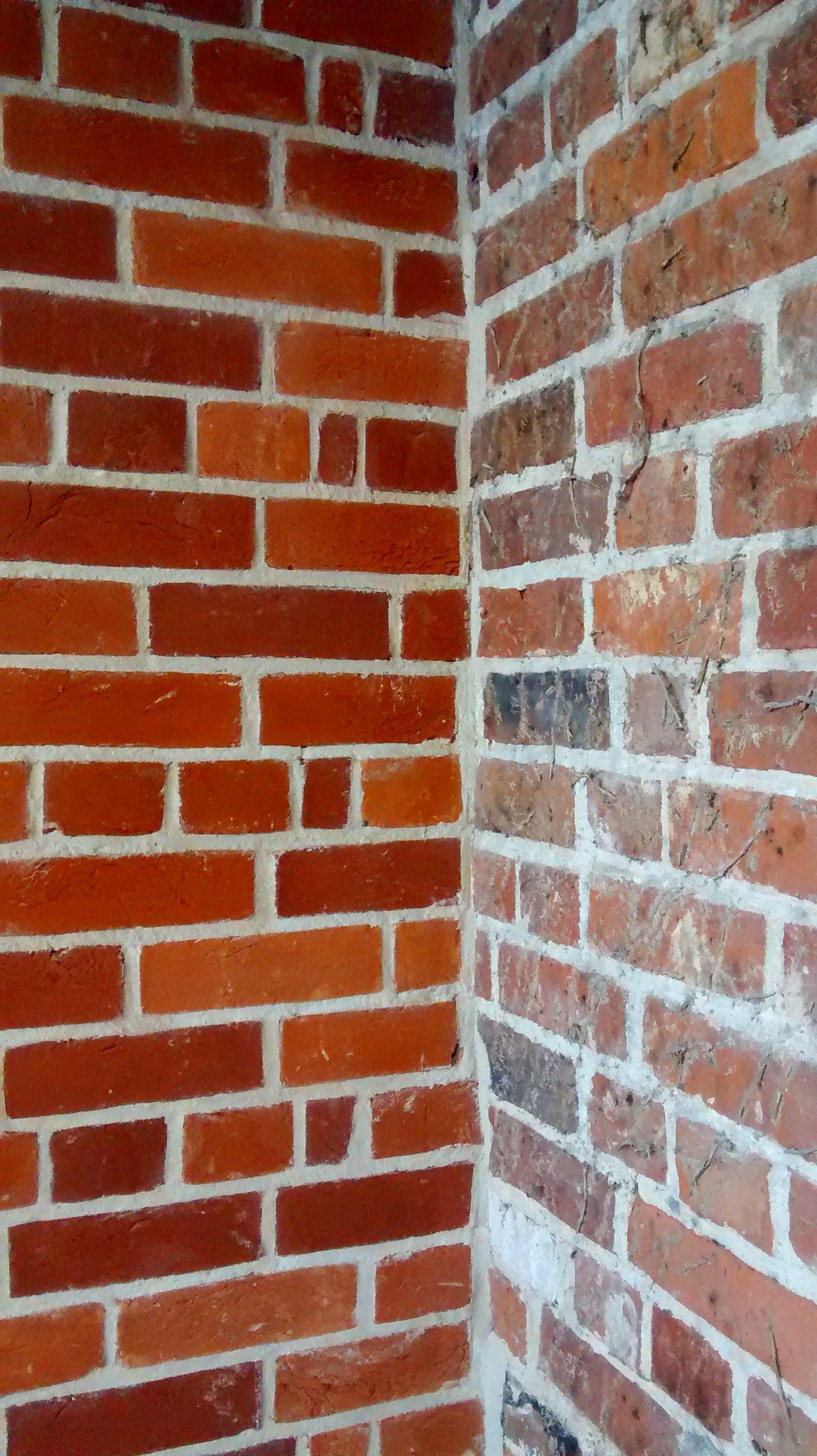 New Bricks Old Brick Brickwork