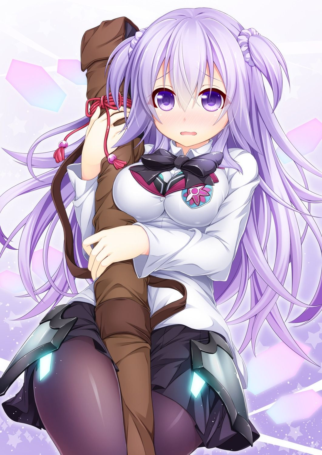The Cute Kirin From Gakusen Toshi Asterisk Anime Episode 7 Is Here  -3517