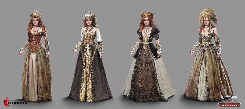 Anna Henrietta The Witcher 3:Blood and Wine, Andrzej ...