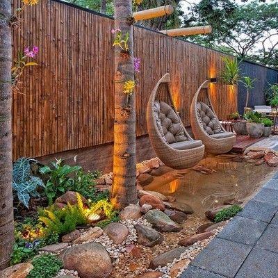 6 tipos de cercas vallas y muros para delimitar tu casa - Muros de jardin ...