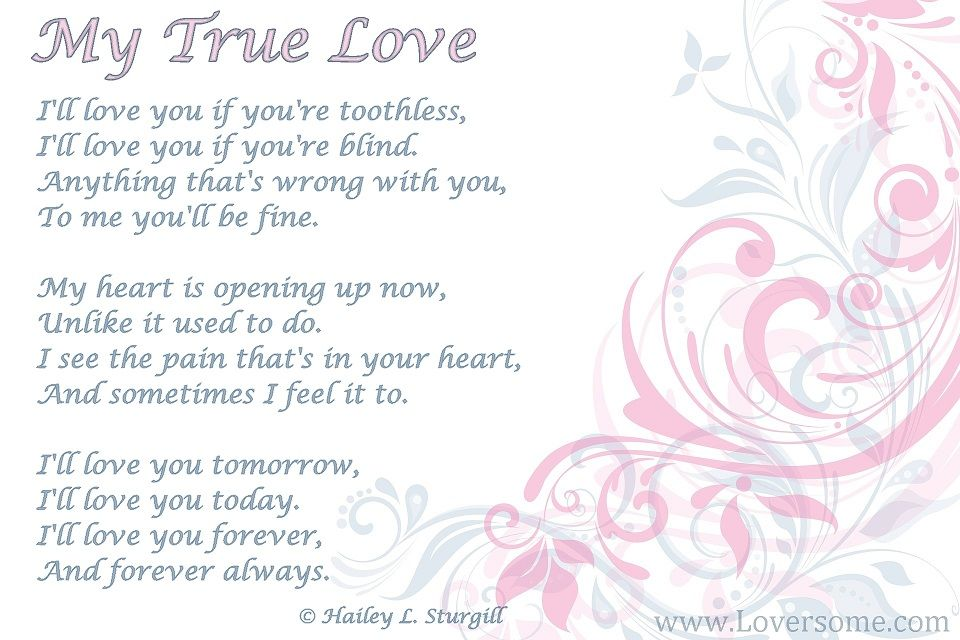 Love Poems For Wife Or Girlfriend: Http://www.loversome.com/love-poems-for-girlfriend-that