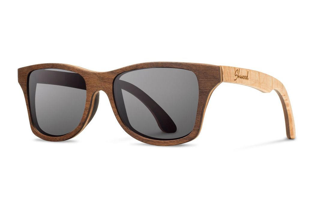 92ee0825b4 Shwood Limited Edition Two-Tone Canby Sunglasses - they need to make these  in prescription