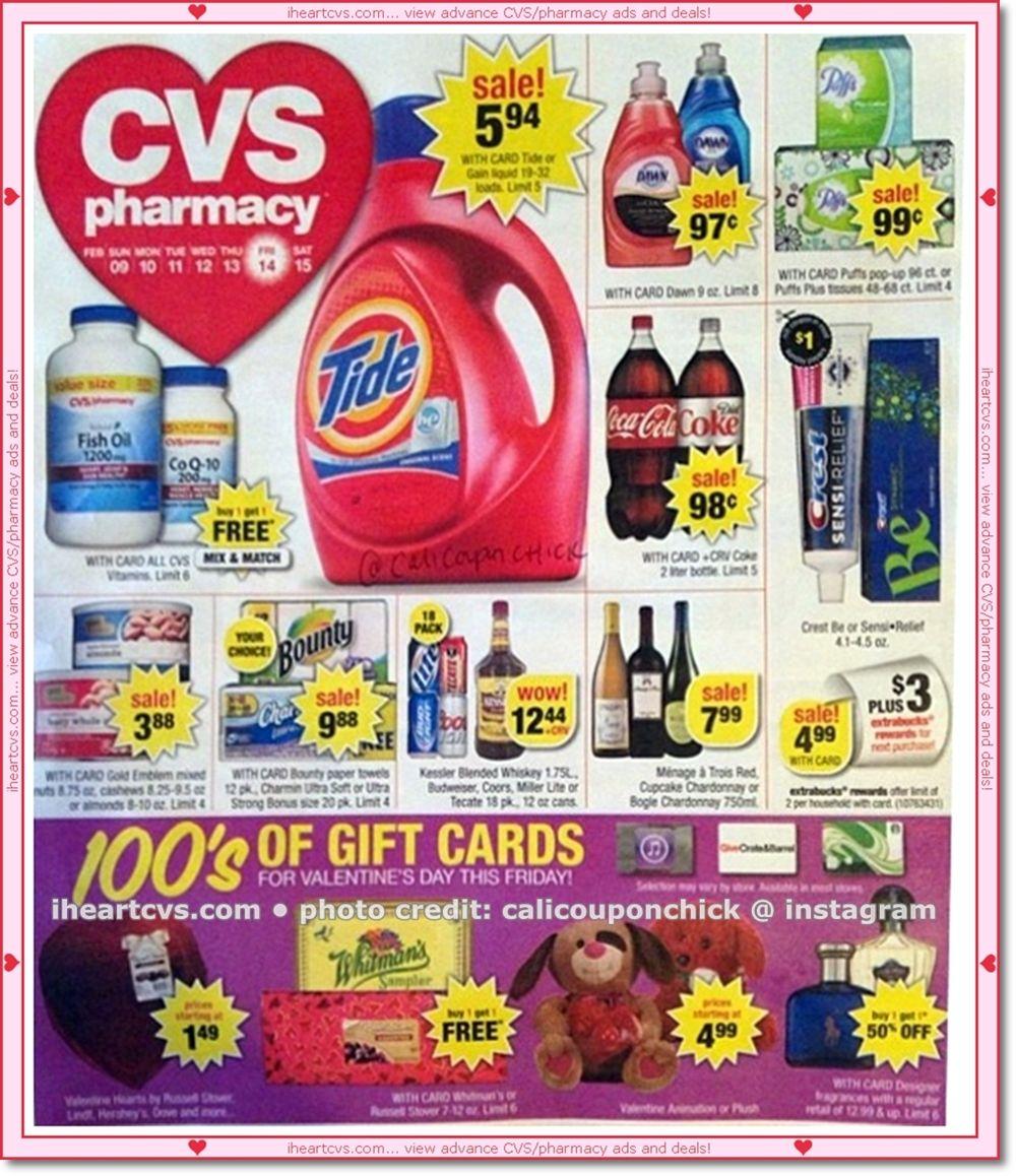 02/09 02/15 The krazy coupon lady, Cvs, Cvs couponing