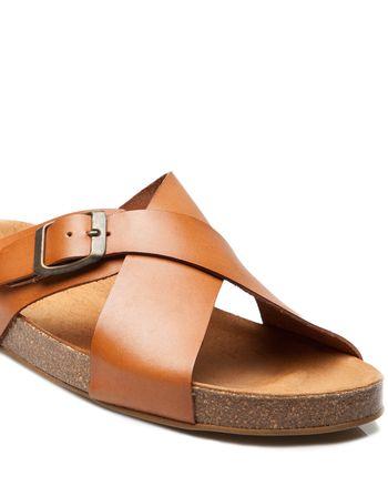 Cortefiel. Zapatos SANDALIA BIO PALA CRUZADA