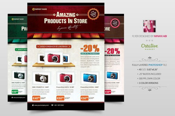 Product Flyer - Google Search | Flyer Templates | Pinterest