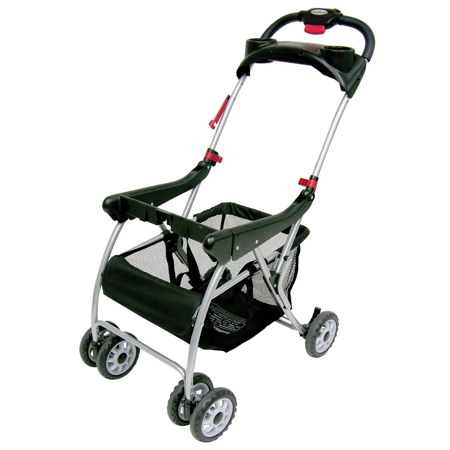 Baby Trend Snap N Go Stroller. Light weight frame to