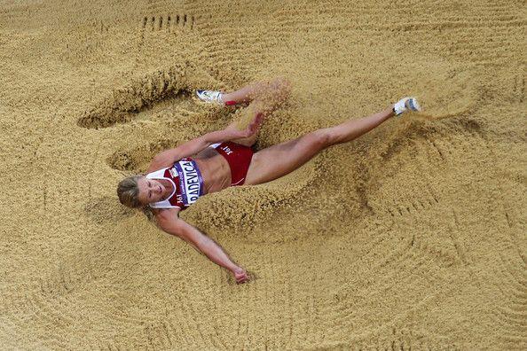 Ineta Radevica - Olympics