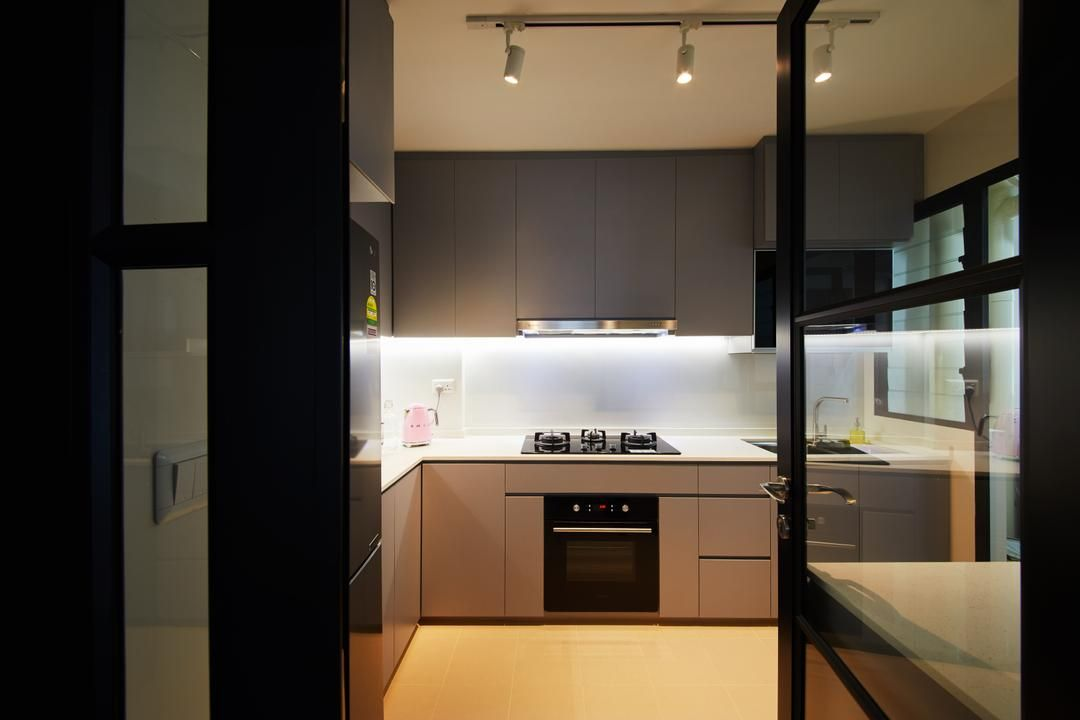 Check Out This Modern Style Hdb Kitchen And Other Similar Styles