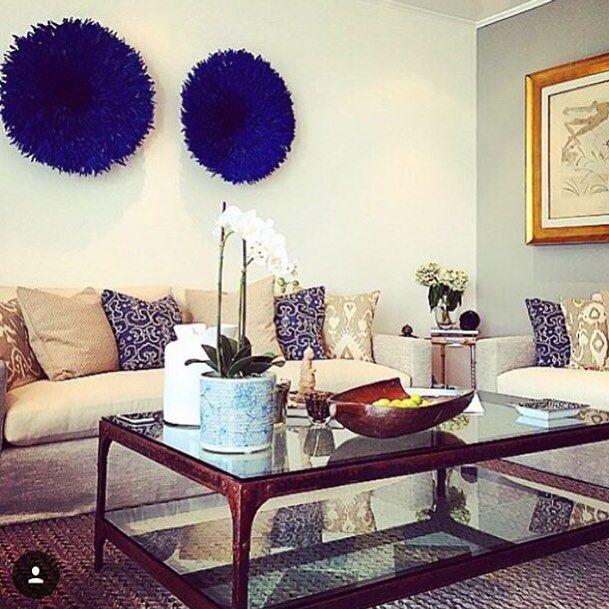 Los complementos perfectos para tus paredes los tenemos también en #tiendaprimas . En la imagen espacio de @roderiverointeriorismo con #jujuhats ( sombreros ceremoniales de Camerún ) #clientestiendaprimas