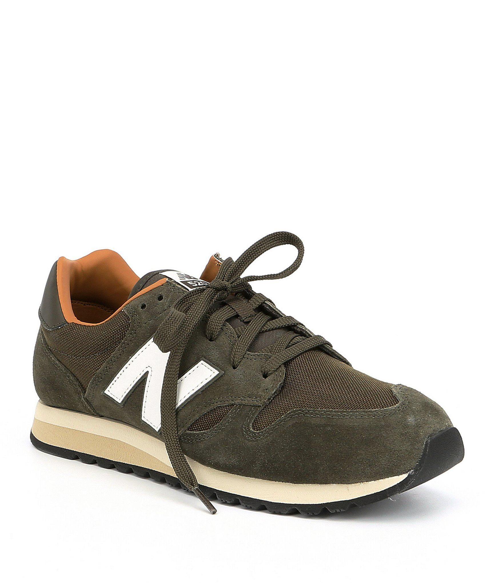 New Balance Mens 520 Suede and Mesh Sneakers #Dillards | Sneakers ...