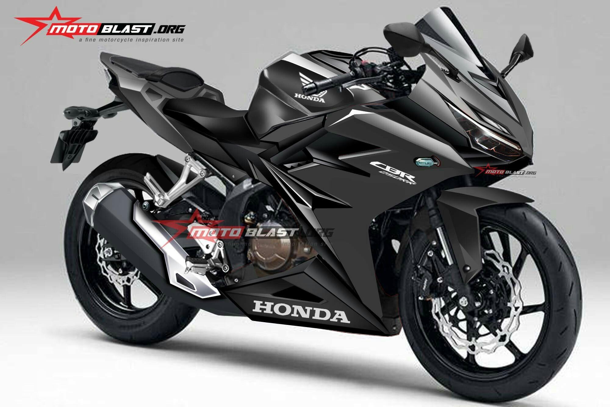 Honda CBR 250 RR Honda