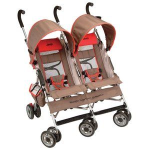 Jeep Baby Products Wrangler Twin Sport All Weather ...