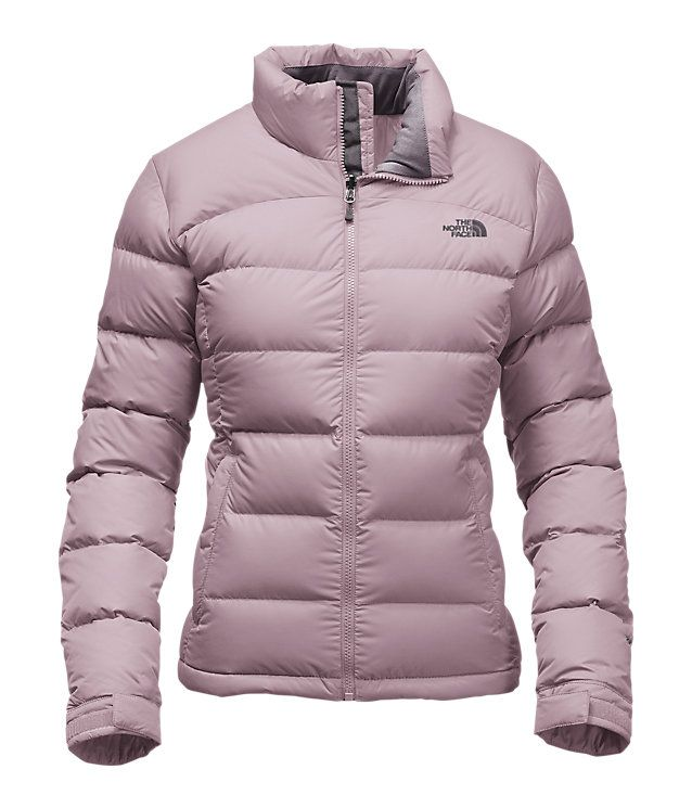 WOMEN NUPTSE 2 JACKET   Quail Grey ff1359178