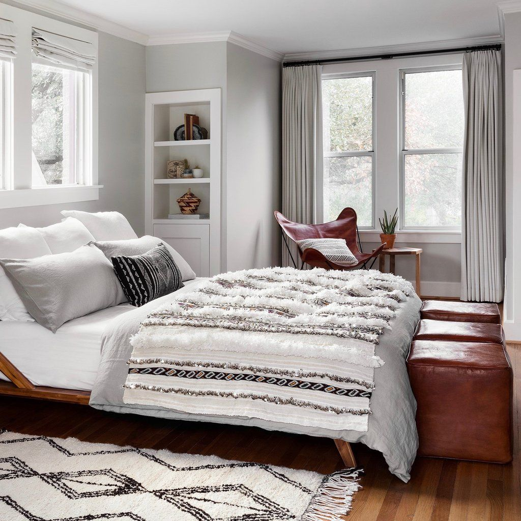 Montana Guest Retreat Gets A Fabulous Makeover For The: Home Bedroom, Bedroom Decor, Home