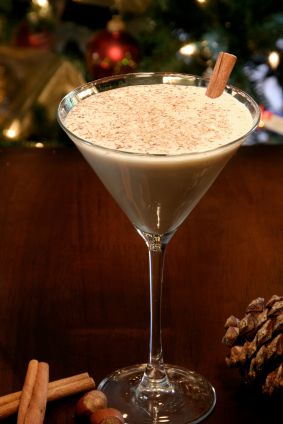 Old fashioned bourbon eggnog this old school eggnog recipe makes food forumfinder Images