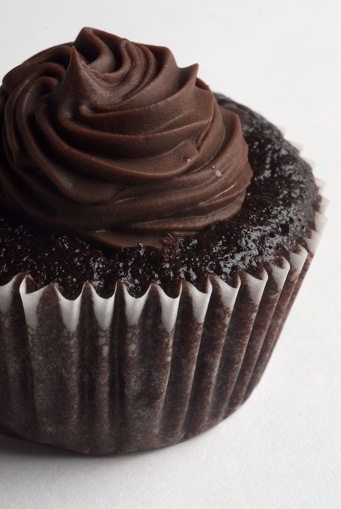 Chocolate Salted Caramel Mini Cupcakes Recipe With Images