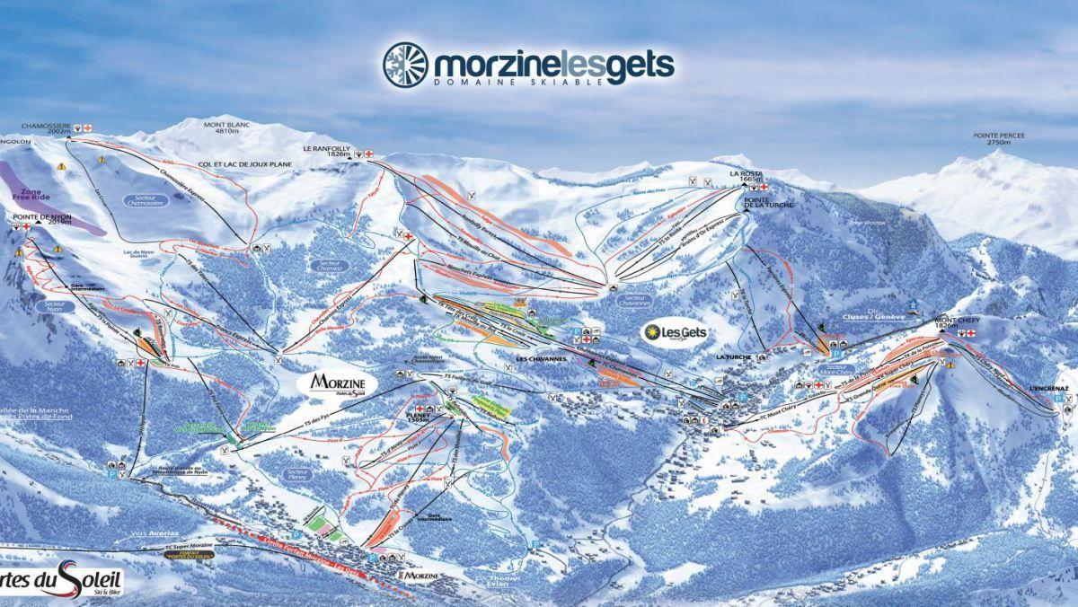 Morzine ski